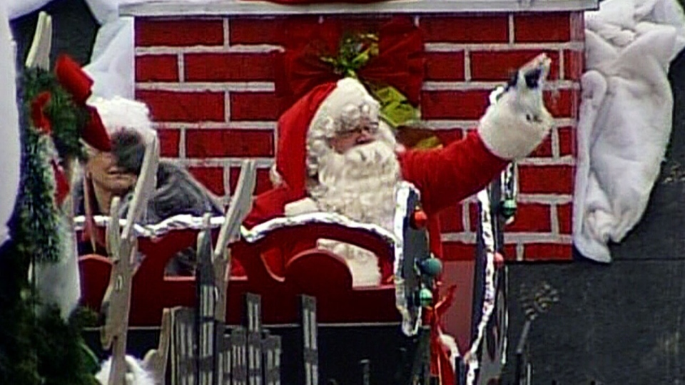 CTV London: Santa Claus parade