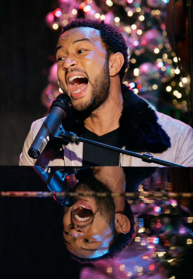 Artists struggle to strike the right chord with new Christmas-themed ...