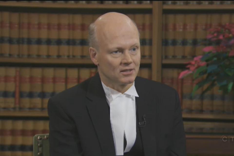 New House of Commons Speaker Geoff Regan speaks on CTV's Question Period.