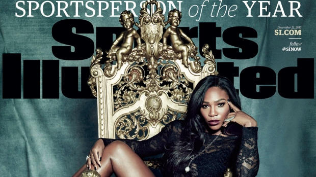 Sports Illustrated 2015 Sports Person of the Year