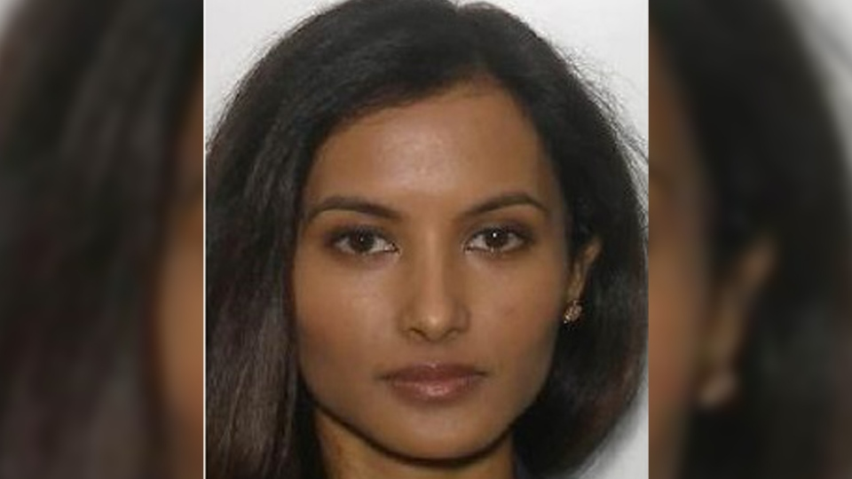 Toronto police identified Rohinie Bisesar, 40, of Toronto as the suspect wanted in connection with a stabbing.