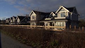 In Vancouver's Southlands neighbourhood, pastoral homes were built on the Fraser River flood plain.