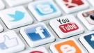 Social media application logos. (Bloomua / Shutterstock.com)