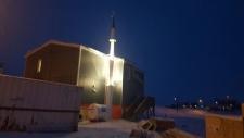 Iqaluit Nunavut mosque north
