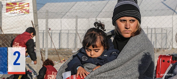 Top 10 of 2015 - Refugees