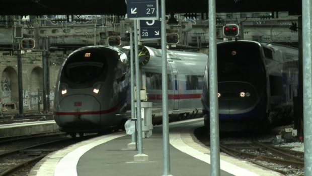 State-owned French railways SNCF