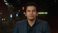 Wab Kinew, University of Winnipeg