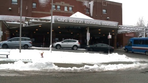 "A Cape Breton paramedic is sounding the alarm on what he calls ""a broken health care system."""