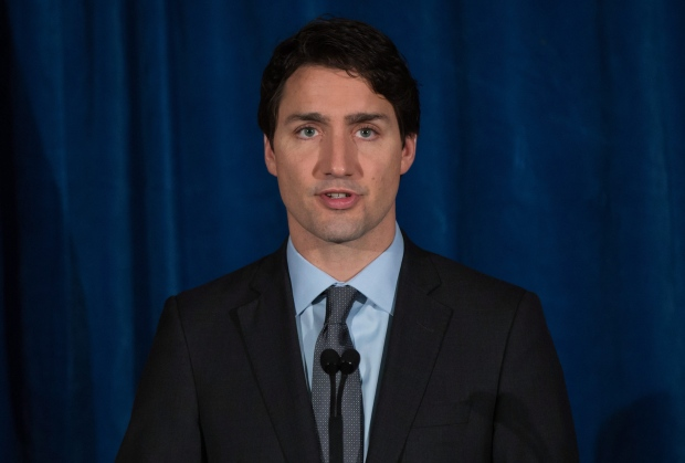 Justin Trudeau in Vancouver