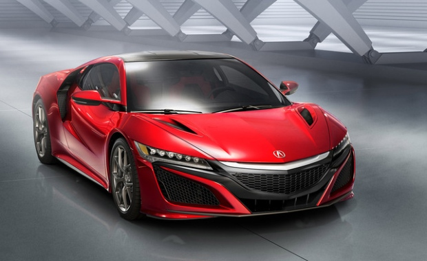 Acura NSX Price Announced For Canada