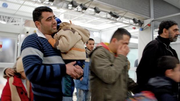 Syrian refugees Saskatoon