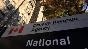 In this file photo, the Canada Revenue Agency headquarters in Ottawa is shown on Friday, November 4, 2011. (Sean Kilpatrick/THE CANADIAN PRESS)