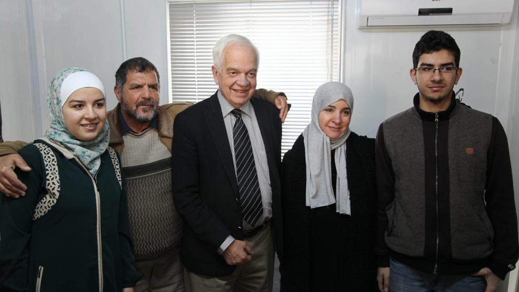 John McCallum says Canada to doule refugee intake