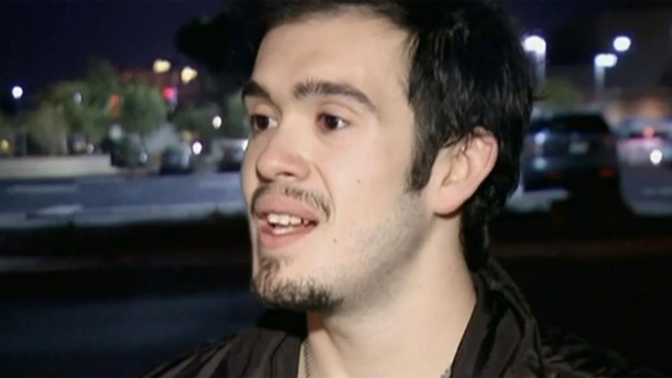 Montreal man speaks about Vegas crash