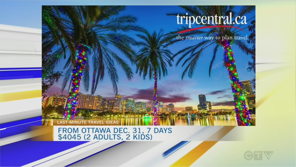 CTV Morning Live: Last-Minute Travel Ideas with TripCentral