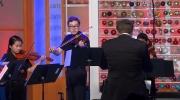 Canada AM: Arco Violini performs