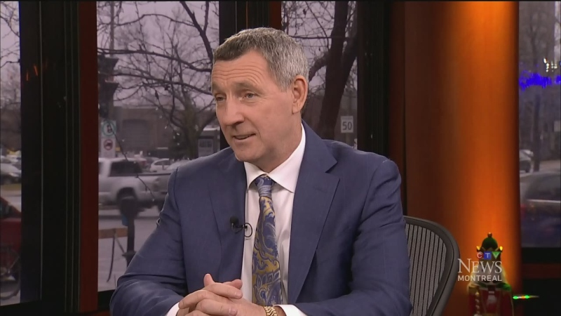 CTV Montreal: Former Hab Denis Savard on shingles