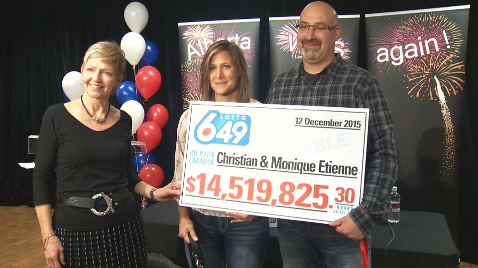 Alberta Lottery Winning Numbers