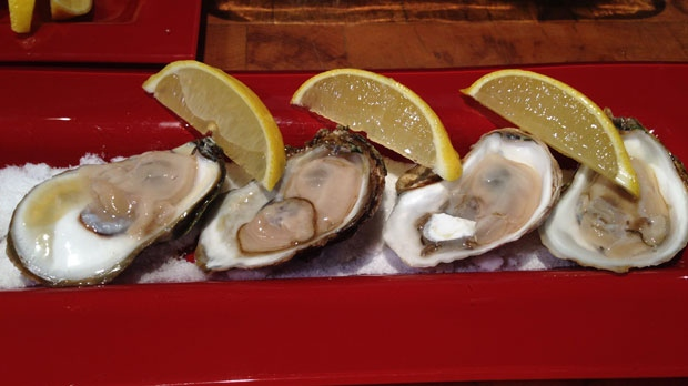 Now You're Cooking: Oysters