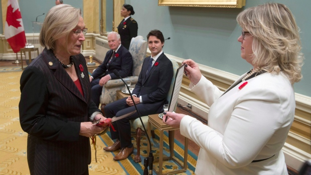 Carolyn Bennett, Minister of Indigenous Affairs