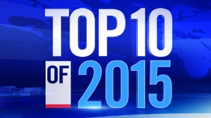 CTV News top 10 news stories of 2015