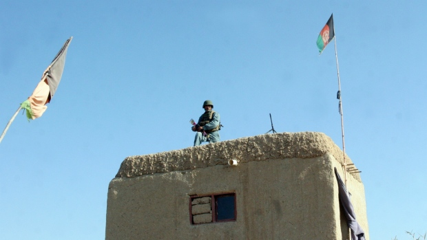 Afghanistan troops in Helmand province