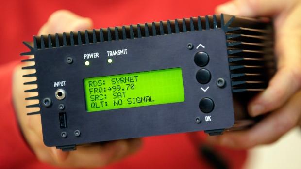 Pocket FM Radio