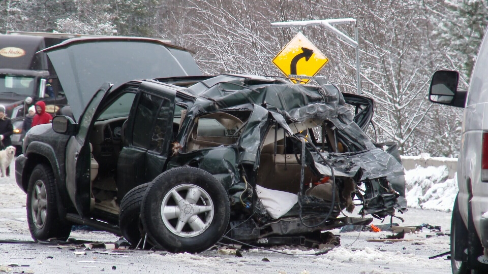 Car Accident On Sea To Sky Highway Today
