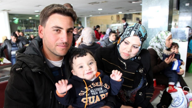 Syrian refugees coming to Canada