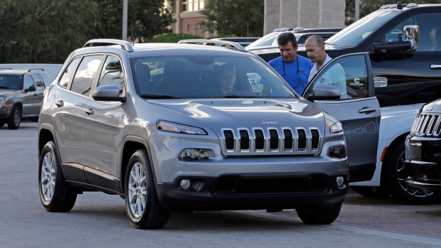 Fiat Chrysler Jeep Cherokee