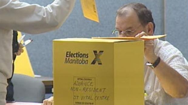 Manitoba election