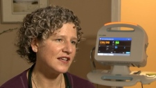 U.S. doctor Emily Queenan moves to Canada