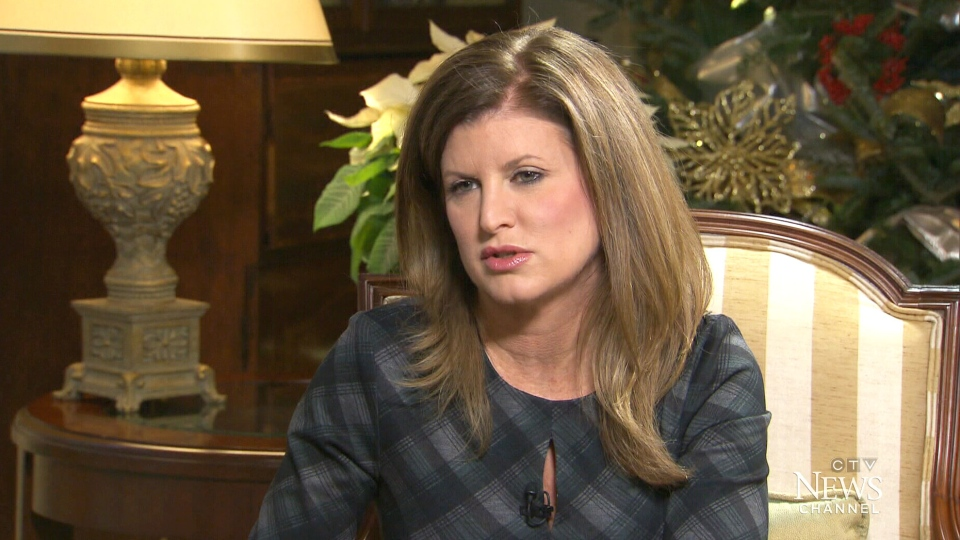 Interim Conservative Leader Rona Ambrose speaks to CTV's Question Period.