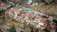11 people dead after Texas tornadoes