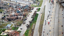At least 11 dead after Tornadoes hit Texas