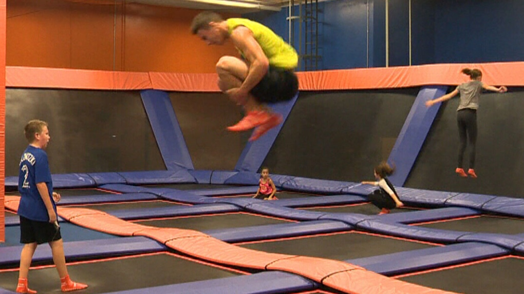 Trampoline injuries on the rise amid growing popularity of ...