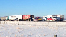 Highway 39 collisions