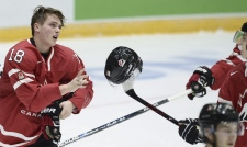 Canada's Jake Virtanen, 2016 World Juniors