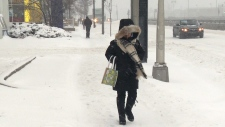 CTV Montreal: Snow? Snow problem