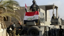 Ramadi under attack by government forces