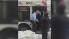 OC Transpo Bus Driver
