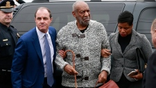 Actor and comedian Bill Cosby arrested