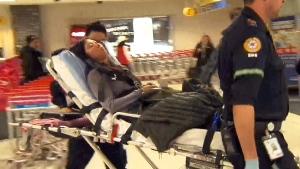 CTV National News: Emergency landing in Calgary