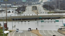Flooding in St. Louis