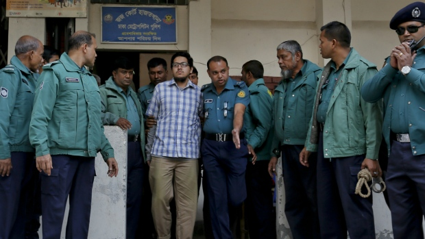 Suspect in Bangladesh blogger death