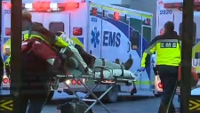 Passengers to hospital after Air Canada flight