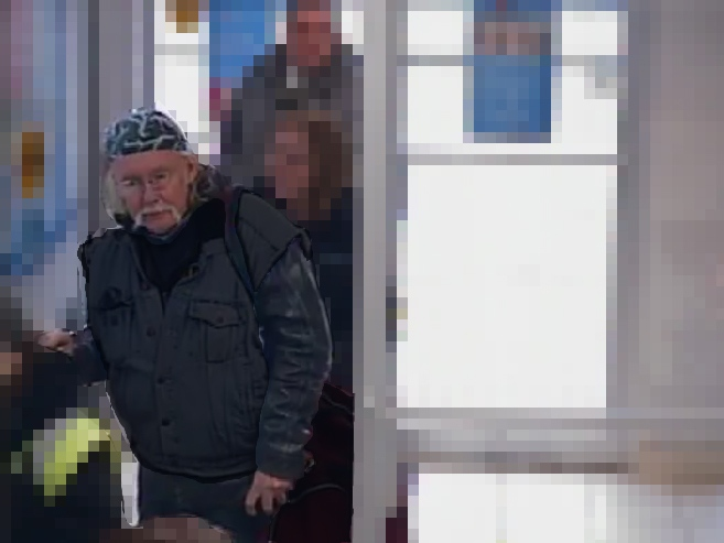 Frederick Hatch, 65, is shown in this picture released by the Ontario Provincial Police.