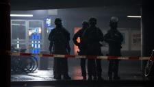 New Year's Eve terror threat in Munich