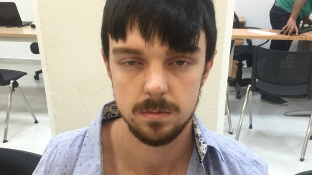 Ethan Couch in custody in Mexico