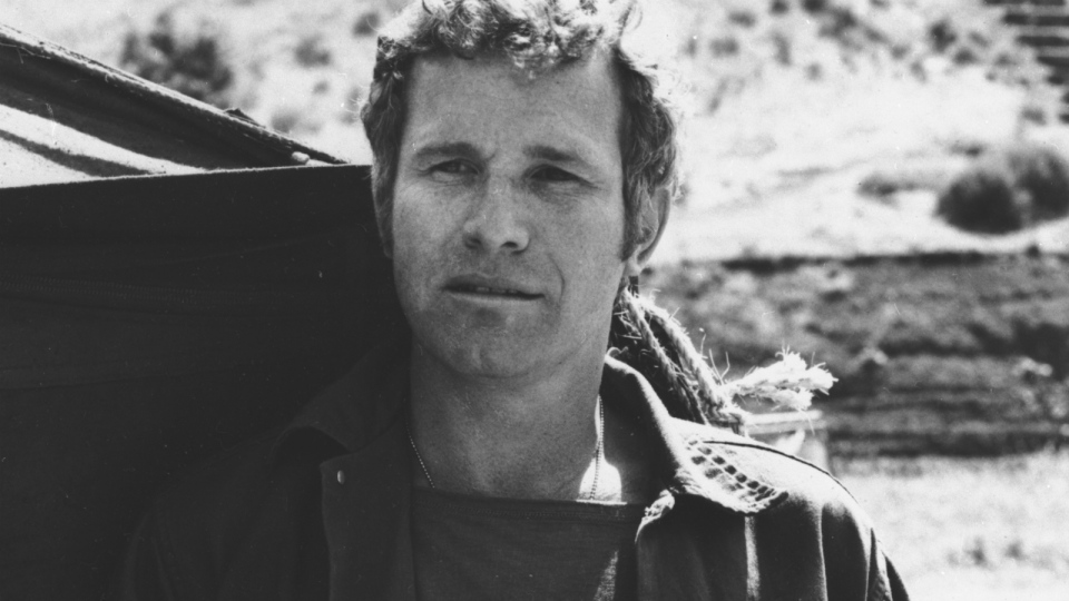 "Wayne Rogers poses for a photo in his character of Trapper John McIntyre from the television series ""M*A*S*H,"" in an undated photo. (CBS)"